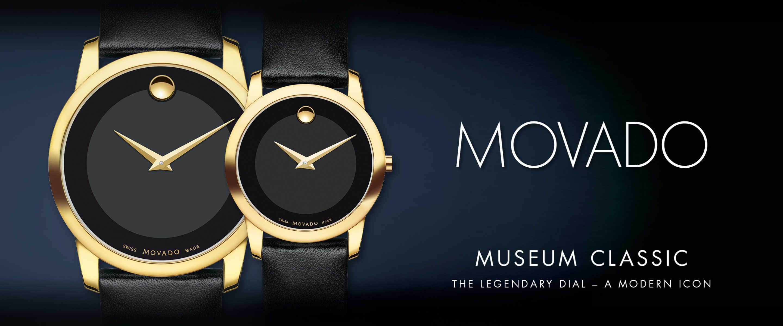 Movado Banner - Diamonds Select